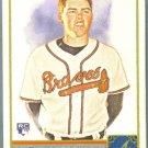 2011 Topps Allen & Ginter Baseball Rookie Freddie Freeman (Braves) #198