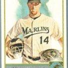 2011 Topps Allen & Ginter Baseball Short Print SP Hi Number John Buck (Marlins) #302