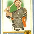 2011 Topps Allen & Ginter Baseball Short Print SP Hi Number Cody Ross (Giants) #312