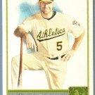 2011 Topps Allen & Ginter Baseball Short Print SP Hi Number Kevin Kouzmanoff (Athletics) #336