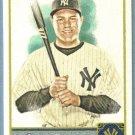 2011 Topps Allen & Ginter Baseball Short Print SP Hi Number Russell Martin (Yankees) #348