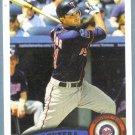 2011 Topps Update Baseball Ryan Hanigan (Reds) #US96