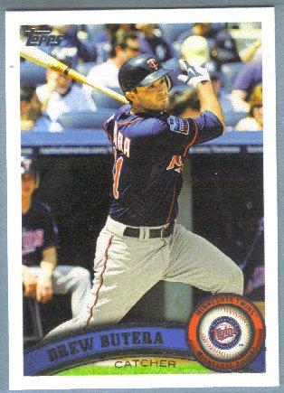 2011 Topps Update Baseball Brandon McCarthy (Athletics) #US107