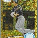 2011 Topps Update Baseball COGNAC Gold Sparkle Jason Bay (Mets) #119