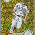 2011 Topps Update Baseball COGNAC Gold Sparkle Ryan Ludwick (Padres) #383