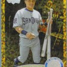 2011 Topps Update Baseball COGNAC Gold Sparkle Everth Cabrera (Padres) #416