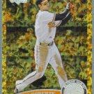 2011 Topps Update Baseball COGNAC Gold Sparkle Brian Roberts (Orioles) #443