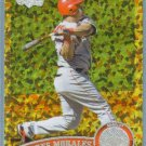 2011 Topps Update Baseball COGNAC Gold Sparkle Kendry Morales (Angels) #651