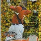 2011 Topps Update Baseball COGNAC Gold Sparkle All Star Home Run Derby David Ortiz (Red Sox) #US78