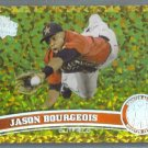 2011 Topps Update Baseball COGNAC Gold Sparkle Jason Bourgeois (Astros) #US178