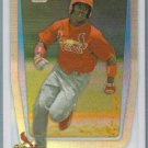 2011 Bowman Draft Picks & Prospects Chrome Refractor Prospect Lance Jeffries (Cardinals) #BDPP70