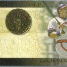2012 Topps Baseball Gold Standard Reggie Jackson (Angels) #GS-10