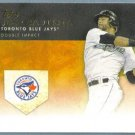 2012 Topps Baseball Golden Moments Jose Bautista (Blue Jays) #GM-2