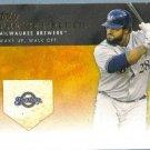 2012 Topps Baseball Golden Moments Prince Fielder (Brewers) #GM-10
