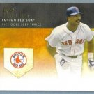 2012 Topps Baseball Golden Moments Jim Rice (Red Sox) #GM-16