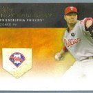 2012 Topps Baseball Golden Moments Roy Halladay (Phillies) #GM-50
