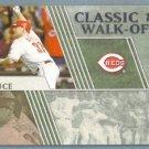 2012 Topps Baseball Classic Walk-Offs Jay Bruce (Reds) #CW-5
