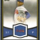 2012 Topps Baseball Gold Futures Julio Teheran (Braves) #GF-11
