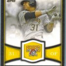 2012 Topps Baseball Gold Futures Jose Tabata (Pirates) #GF-19