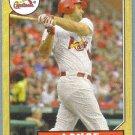 2012 Topps Baseball Mini Retro 1987 Lance Berkman (Cardinals) #TM-19
