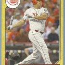 2012 Topps Baseball Mini Retro 1987 Jay Bruce (Rays) #TM-39
