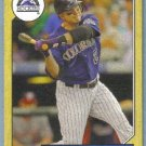 2012 Topps Baseball Mini Retro 1987 Troy Tulowitzki (Rockies) #TM-44