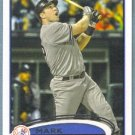 2012 Topps Baseball HL Mariano Rivera (Yankees) #109