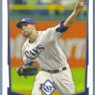 2012 Bowman Baseball Jered Weaver (Angels) #3