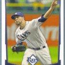 2012 Bowman Baseball Alexi Ogando (Rangers) #69