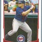 2012 Bowman Baseball Rookie Liam Hendricks (Twins) #208