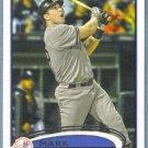 2012 Topps Baseball Highlights Dan Uggla (Braves) #579
