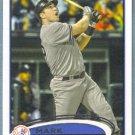 2012 Topps Baseball Highlights Derek Jeter (Yankees) #641