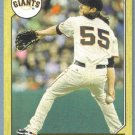 2012 Topps Baseball Mini Retro 1987 Tim Lincecum (Giants) #TM-62
