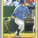 2012 Topps Baseball Mini Retro 1987 Alex Gordon (Royals) #TM-73