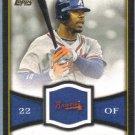 2012 Topps Baseball Gold Futures Jayson Heyward (Braves) #GF-40