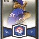 2012 Topps Baseball Gold Futures Neftali Feliz (Rangers) #GF-41