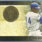 2012 Topps Baseball Gold Standard Ernie Banks (Cubs) #GS-32