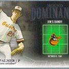 2012 Topps Baseball Mound Dominance Jim Palmer (Orioles) #MD-4