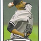 2012 Topps Update & Highlights Baseball Omar Infante (Tigers) #US53