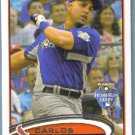 2012 Topps Update & Highlights Baseball All Star HRD Carlos Beltran (Cardinals) #US72