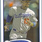 2012 Topps Update & Highlights Baseball Bobby Abreu (Dodgers) #US191