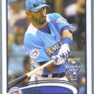 2012 Topps Update & Highlights Baseball All Star HRD Mark Trumbo (Angels) #US202
