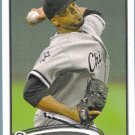 2012 Topps Update & Highlights Baseball Joaquin Benoit (Tigers) #US290