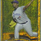 2012 Topps Update & Highlights Baseball Gold Sparkle Darren Oliver (Blue Jays) #US261