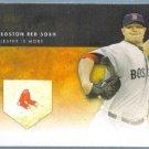 2012 Topps Update & Highlights Baseball Golden Moments Jon Lester (Red Sox) #GM-U46