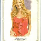 2012 Topps Allen & Ginter Baseball Erin Andrews (ESPN Sports Analyst) #75