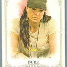 2012 Topps Allen & Ginter Baseball Annie Duke (Poker Player) #87