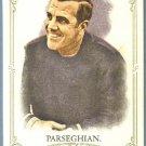 2012 Topps Allen & Ginter Baseball Ara Parseghian (Notre Dame Football Coach) #184