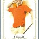 2012 Topps Allen & Ginter Baseball Keegan Bradley (Golfer) #211