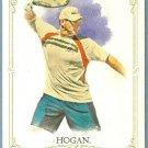 2012 Topps Allen & Ginter Baseball Short Print SP Hi # Marty Hogan (Racquetball Champion) #340